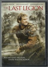 The Last Legion (DVD, 2007) Colin Firth Aishwarya Rai Ben Kingsley