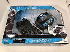 Batman Dark Knight RC Batmobile With Remote Control NIB Small