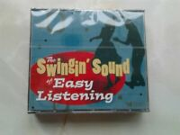 Various Artists - The Swingin' Sound of Easy Listening - Various Artists CD Y6VG