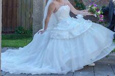 traumhaftes Brautkleid von Sincerity Bridal mod. Modell 3463