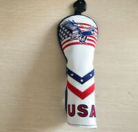 Golf Hybrid Cover Headcover UT Eagle For Callaway Cobra Titleist Taylormade Gift