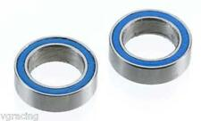 Traxxas TRA7020 Ball Bearing Bearings Blue Rubber Sealed 8x12x3.5mm (2) 1/16