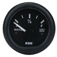 KUS Water Tank Gauge Caravan Boat RV Water Level Gauge 240-33 OHMS