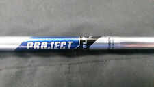 +NEW PRECISION RIFLE PROJECT X 5.0 HYBRID SHAFT. SATIN FINISH .370 TIP.  40 1/8""