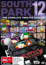 South Park : Season 12 (DVD, 2011, 3-Disc Set) : NEW
