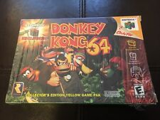 MINT DONKEY KONG NINTENDO 64 N64 Shrink Expansion Pak Box Complete CIB Collector