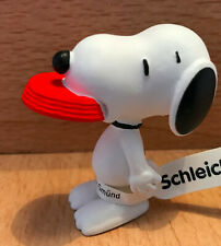 Schleich 3 figurines SNOOPY PEANUTS SCENE Halloween 22015 NEUF mais ENDOMMAGÉE EMBALLAGE