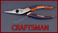 """CRAFTSMAN TOOLS 6"""" Long Nose """" Needle Nose """" pliers ( FREE SHIPPING )"""
