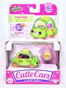 Shopkins Cutie Cars QT2-07 Tropic Rush Series 2 New