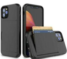 case cover for apple iPhone 11 PRO MAX WALLET shockproof with credit card slot