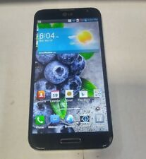 LG Optimus G Pro 32GB(E980) - Black - AT&T - Fully Functional- See Description