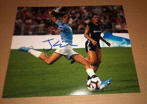 Jill Scott Signed (England & Manchester City ladies)