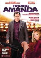Finding Amanda - DVD - VERY GOOD