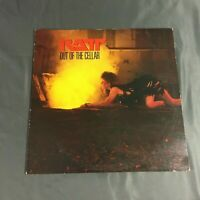 Ratt Out of the Cellar LP 1984 Vinyl Hair Glam Metal Vintage