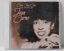 Closer Than Close The Best of Jean Carne by Jean Carne CD1999 Right Stuff