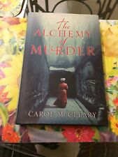 The Alchemy of Murder by Carol McCleary: Used