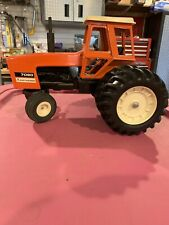 Vintage Ertl Allis Chalmers 7080 Black Belly tractor With Duals  Stock #1208