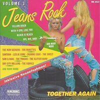 Jeans Rock 3 Christie, Herman's Hermits, Rubettes, New Seekers, Isley Bro.. [CD]