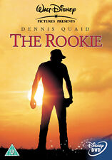 DVD:THE ROOKIE - NEW Region 2 UK