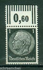 Deutsches Reich 512 W Or, **, Hindenburg wz4