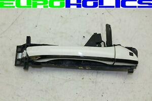 Mercedes W215 CL500 00-06 Right Passenger Door Outer Handle WHITE 960U