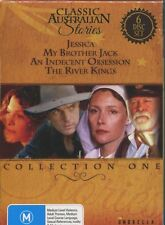 CLASSIC AUSTRALIAN STORIES COLLECTION ONE on DVD - BOXED SET