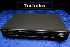 HiFi Tuner TECHNICS ST-GT550 RDS AM/FM Stereo UKW Empfänger ST GT 550 EG-K
