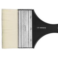 Jackson's : White Synthetic Mottler Brush : 100mm