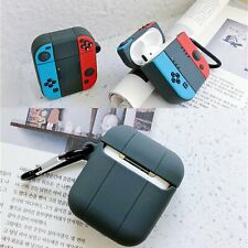 Earphone Silicone Protective Cover Case for Nintendo Switch Apple Airpods1 / 2