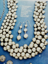 Premier Designs Jewelry SHOWSTOPPER Necklace  #20251
