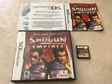 Real Time Conflict: Shogun Empires (Nintendo DS, 2005)