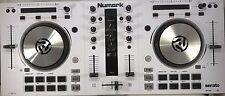 Numark MixTrack Pro 3 Serato DJ USB Controller Built-In Sound Card - White