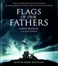Flags of Our Fathers by James Bradley and Ron Powers (2006, CD, Abridged)