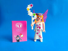 Playmobil Figures serie 1 Hada varita magica - Fairy with magic stick 5204 rare
