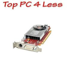 ATI Radeon HD 3470 DMS-59 Low Profile PCI E Graphics Card