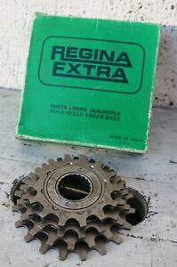 NIB Regina Extra 4s 14-20 freewheel, for vintage bicycle, made in italy