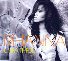 Maxi CD - Rihanna - Unfaithful - #A2360