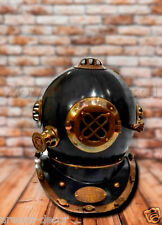 Nautical Antique Vintage Finish Brass Divers Diving Helmet Mark Deep Sea Scuba