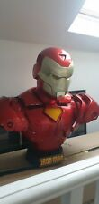 IronMan Bust Sideshow Statue,Life size Bust Marvel Bust,XM studios Queen Studios