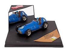 QUARTZO modèles 1/43 1952 FERRARI 375 # 8 LOUIS ROSIER ALBI grand prix