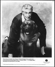 ~ Empty Nest Richard Mulligan Original 1990 TV Promo Portrait Photo