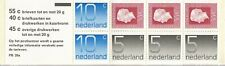 NETHERLANDS  1976 NUMERAL AND JULIANA BOOKLET SG SB81  MNH.