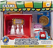Disney Club Penguin Puffle World Bowling Alley Playset