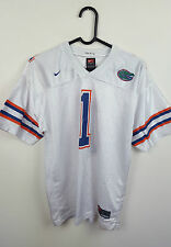 Hommes Jeunes Nike Florida Gators Football Américain Athletic Sports Jersey UK XS