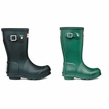 Hunter Wellington Boots for Boys