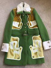 Peter Pilotto Designer Coat U.K. 8. BNNW