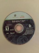 Turning Point: Fall of Liberty (Microsoft Xbox 360, 2008) DISC ONLY