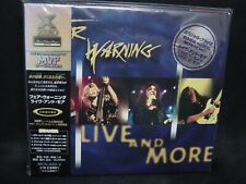 FAIR WARNING Live And More JAPAN 2CD V2 Soul Doctor Last Autumn's Dream Zeno