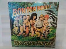BON TON ROULET - BIG GAME HUNTER - 1987 JUMPIN RECORDS - ROCKNROLL VINYL LP