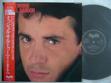 MICHEL SARDOU ME MEMOIRE / WITH OBI UN-PLAYED
